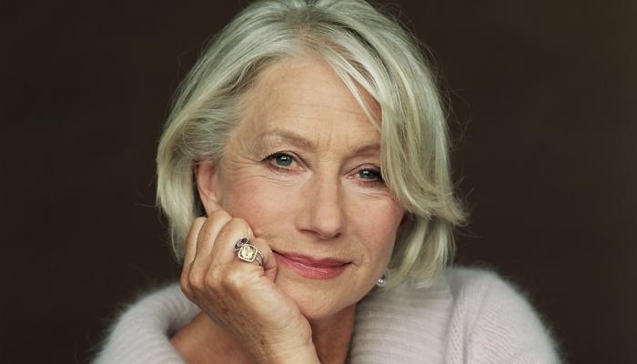 Helen Mirren podpisała swój pierwszy kontrakt kosmetyczny w wieku lat 69