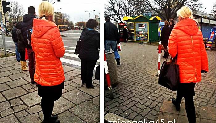 Na ulicach Warszawy
