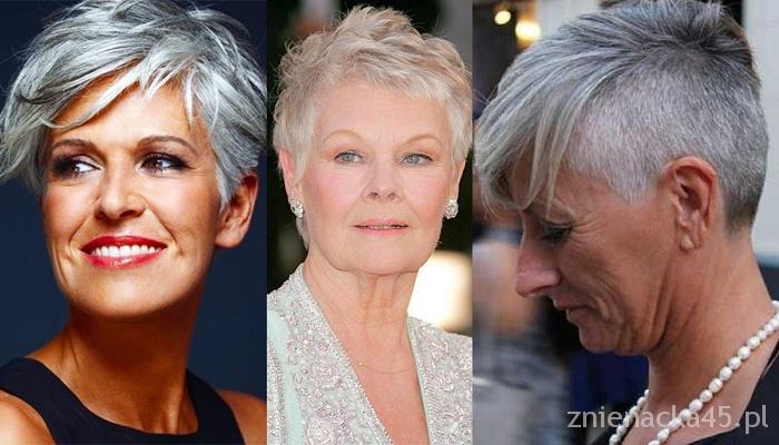 Siwe Włosy Długie Czy Krótkie Znienacka45pl