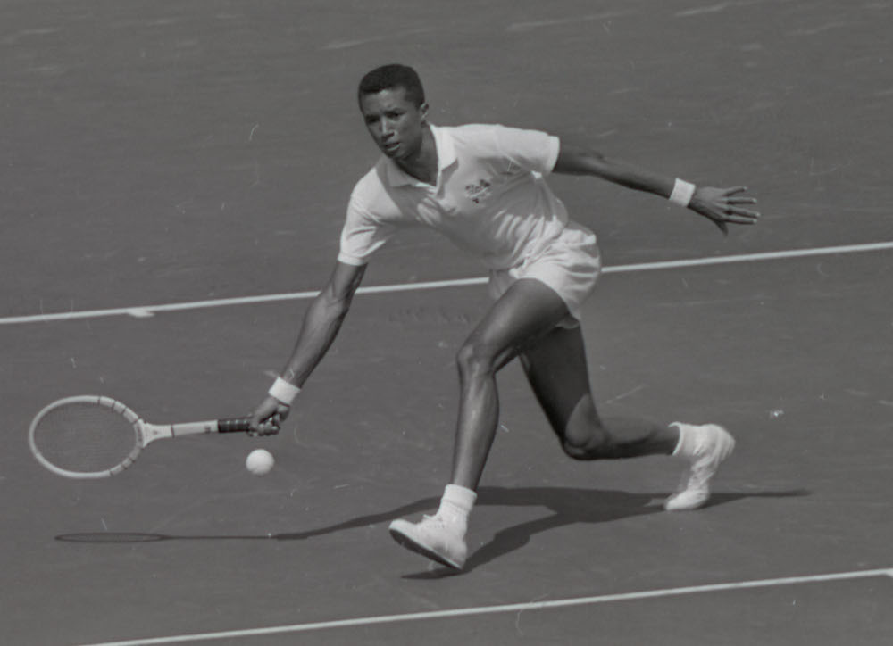 What the Life of One of the First Black Tennis Superstars