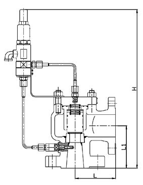 A46C Pilot Operated Safety Valve-Products-ZODA Safety