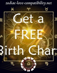 Free astrology birth chart also discover your true sun sign rh zodiac love compatibility