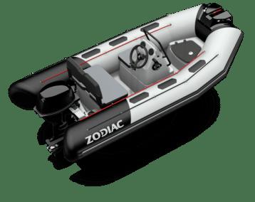 Zodiac Open 3.1 Rib Nieuw