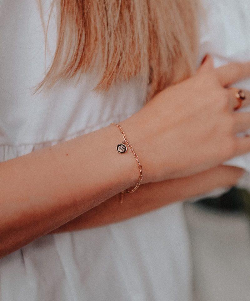 Bracelet astro verseau