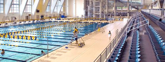 Herb McAuley Aquatic Center – Georgia Tech