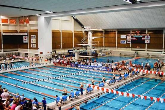 Lee and Joe Jamil Texas Swimming Center – University of Texas Austin