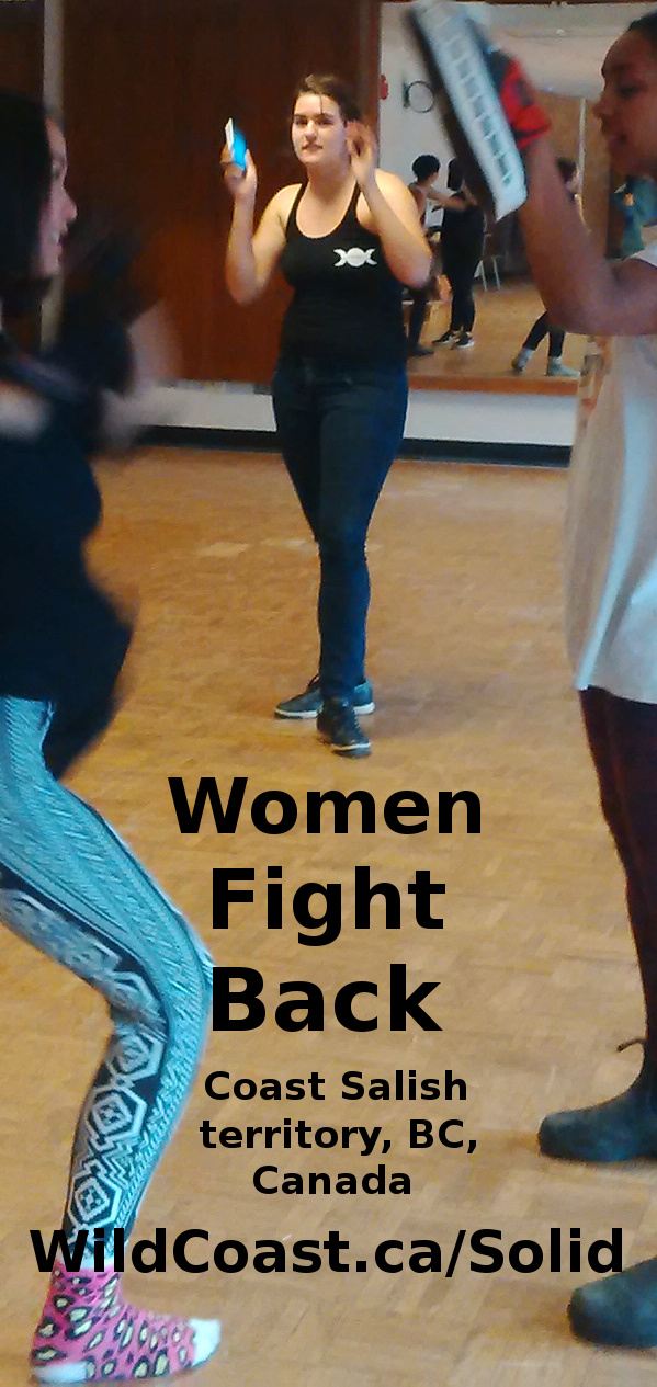 Women Fight Back - House of Solidarity