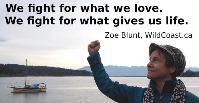 Zoe Blunt Victoria BC