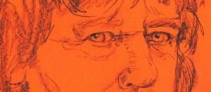 Study, graphite on paper.  2013.