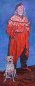 Portrait of Lord Bath.