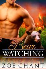 Bear Watching by Zoe Chant