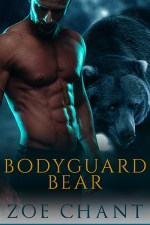 Bodyguard Bear by Zoe Chant