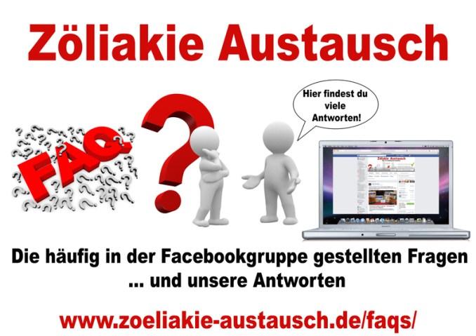 Zoeliakie-Austausch-FAQ
