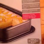Backform für Streuselkuchen