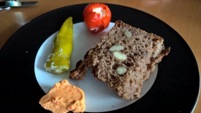 Endl-ICg glutenfrei mit AntiPasti