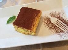 Hotel Weiß - Glutenfreies Tiramisu als Nachspeise
