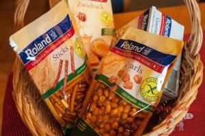 Roland glutenfreie Produkte