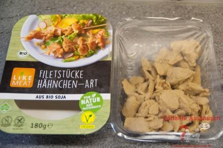 LikeMeat Filetstücke Hähnchen-Art