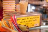 Glutenfreie Eiswaffel