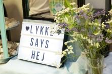 """Das Cafe Lykke aus Berlin sagt """"Hej"""" :)"""