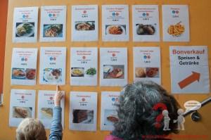 Das glutenfreie Essensangebot