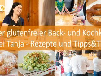 Glutenfreier Backkurs bei Tanja Gruber