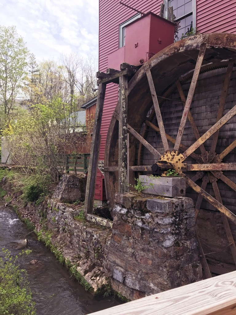 Oozing with character and country charm, The Waterwheel Restaurant located in The Inn at Gristmill Square is a hidden gem located in Warm Springs, Virginia
