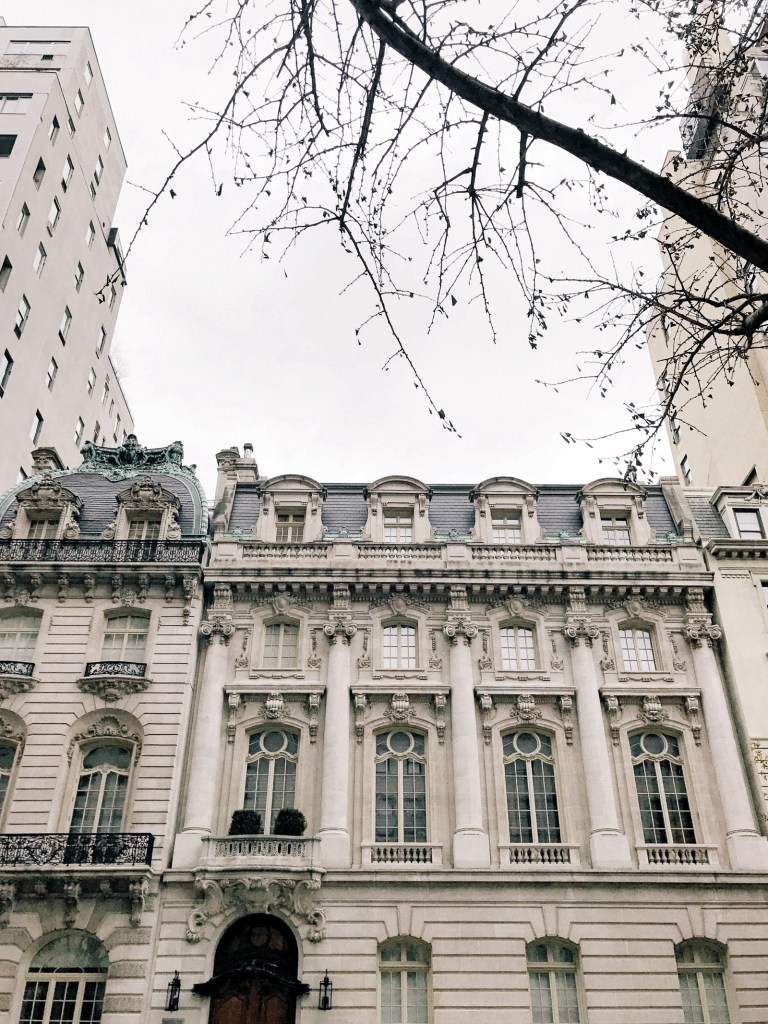 Upper East Side NYC Architecture