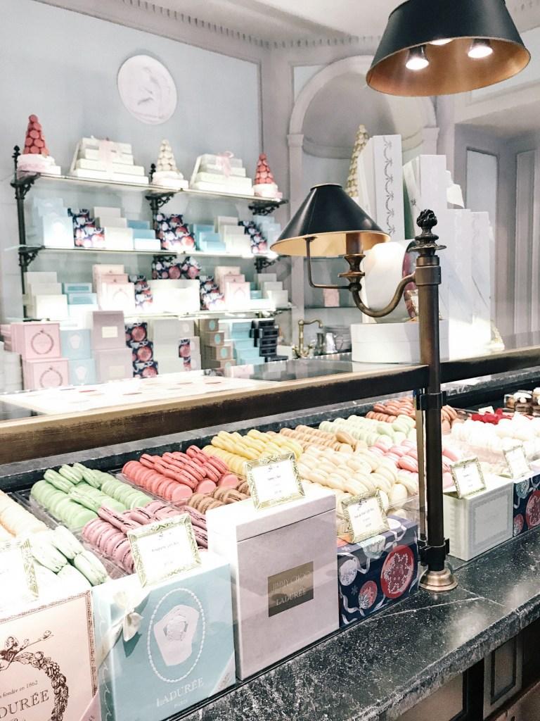 Ladurée Madison Ave. | Best Bakeries NYC