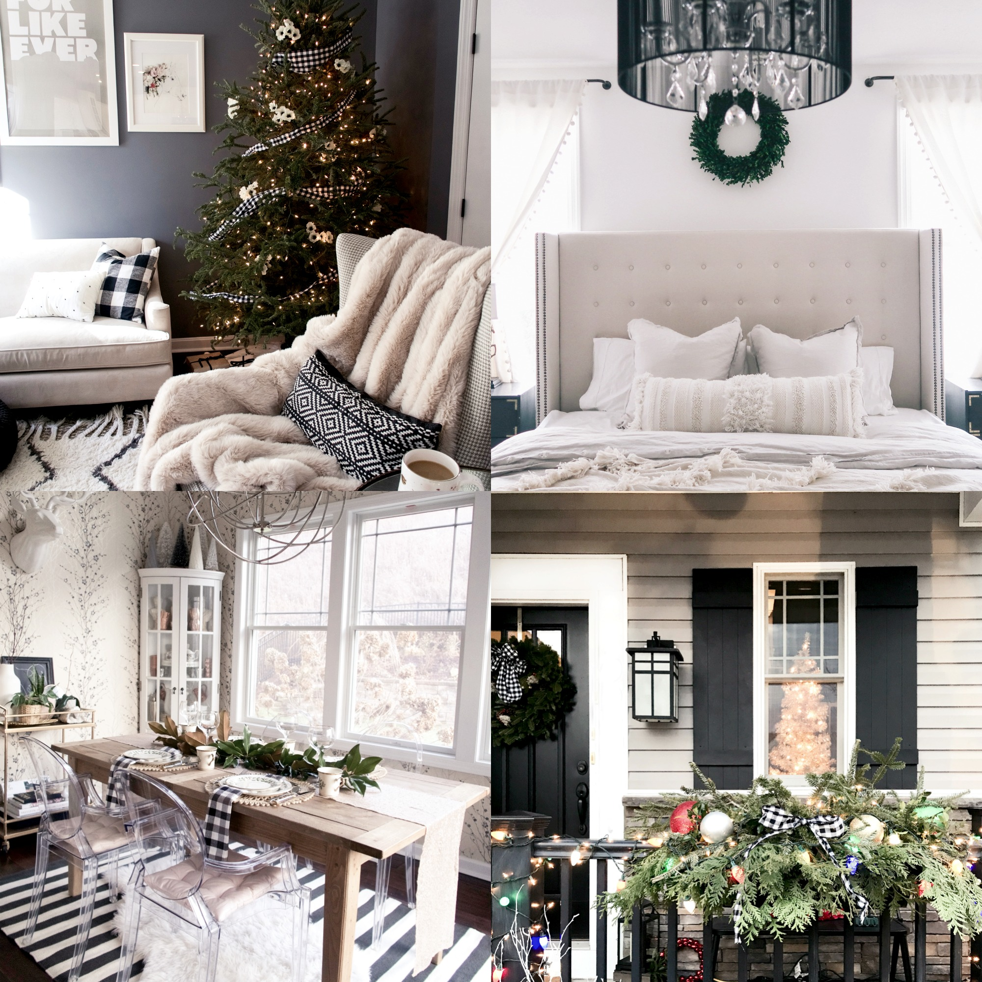 Awesome Merry, Merry: 2017 House Tour