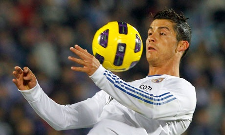 La Liga: 'Centurion' Real Madrid leh Cristiano Ronaldo ten record thar an siam
