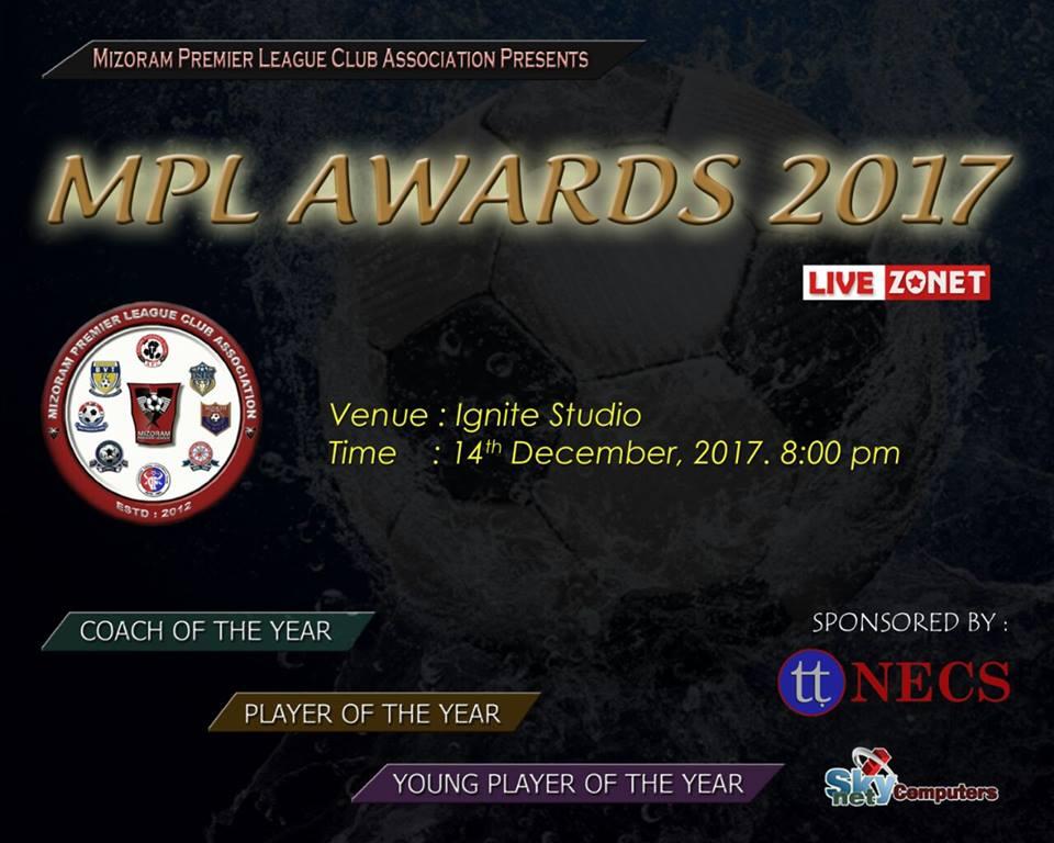 NAKTUK ZANAH MPL CLUB AWARDS