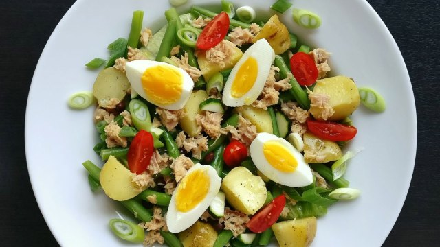 salade nicoise ZóGezond