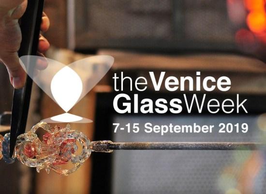 THE VENICE GLASS WEEK: un evento da non perdere