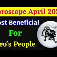 leo Horoscope | April 2020 | leo Monthly Horoscope | leo