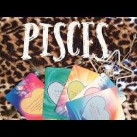Pisces daily love tarot reading 💗RECONCILIATION  OR NEW LOVE  ?? 💗 23 APRIL 2020
