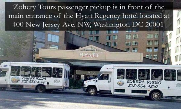 Day Tour DC Special - Zohery Tours