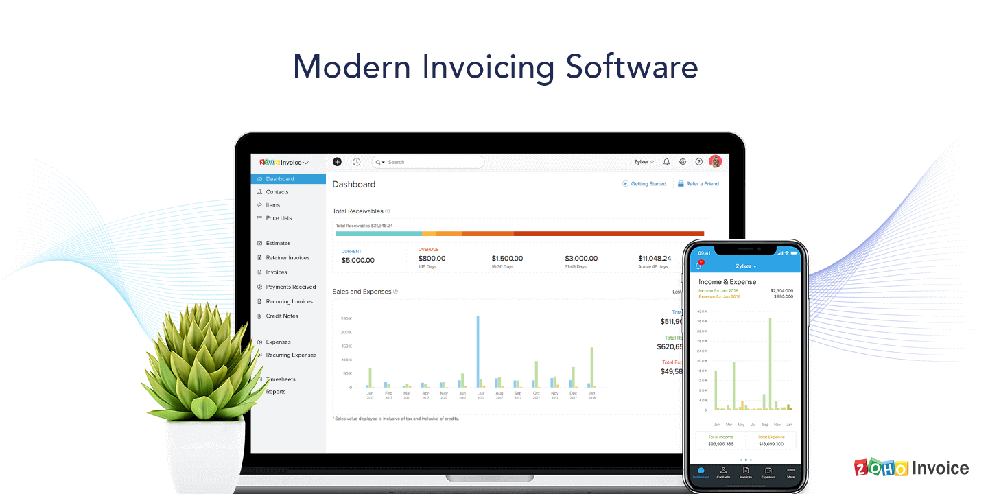 What is an invoice? Learn everything about invoices   Zoho Invoice