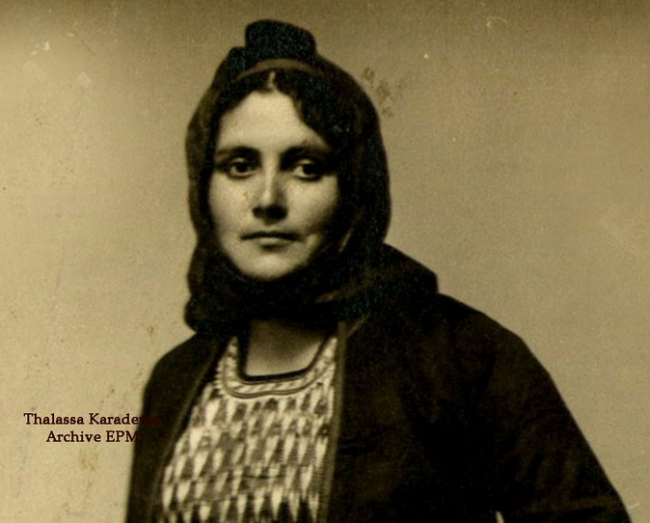 Η Maçkalı, ( Πόντια), Ελένη. Η ιστορία μιας  ρωμιάς που έμεινε το 22 στην Τουρκία