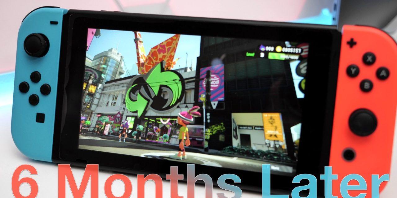 Iphone X Notch Wallpaper Reddit Nintendo Switch Durability 6 Months Later Zollotech