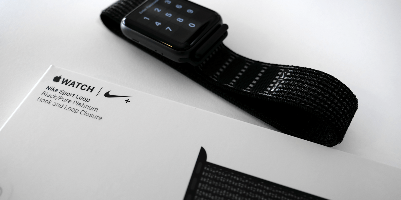 Apple Watch Nike Sport Loop Zollotech