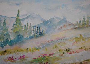 paisaje - casa rural en navarra