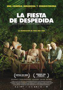 Ancianos - cartel de la película