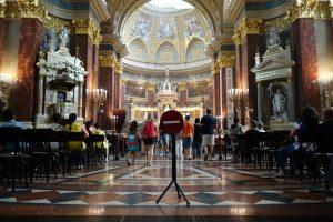 Basilique St Etienne, Budapest