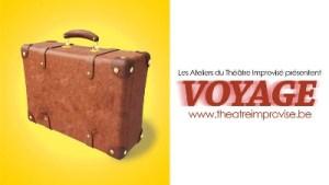 Voyage théâtre B'Izou Anderlecht