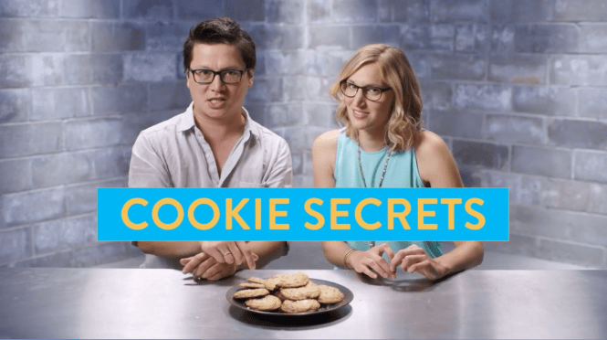 video Cookie Secrets