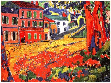Maurice de Vlaminck 1905 - Restaurant de la Machine at Bougival