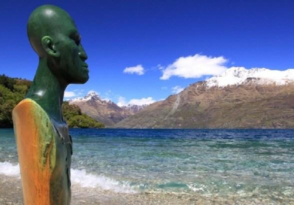 Sculpture, Rob Lynes - Photo, Mitch Stubbs
