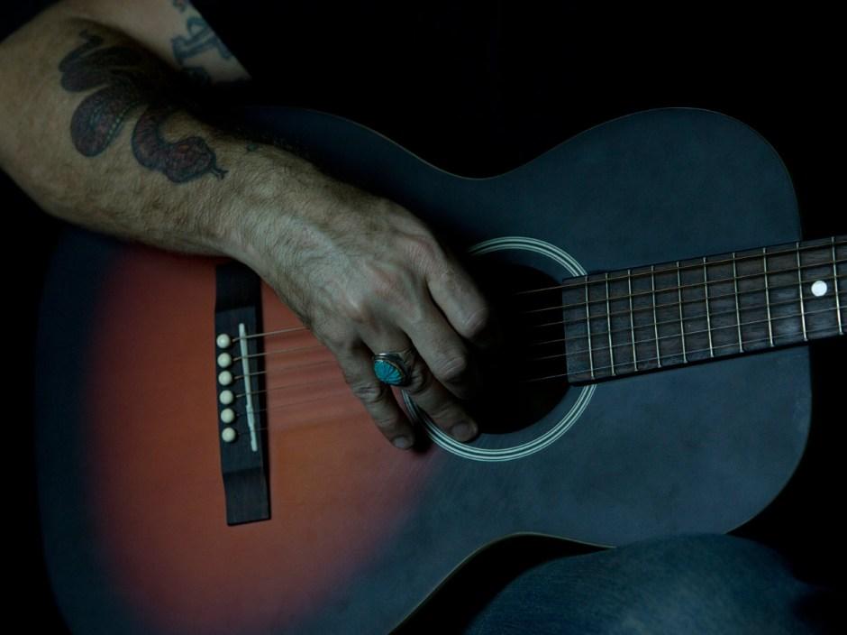 "Klaudia Seidl -- ""Hand and Guitar"""