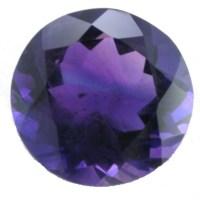 round gemstone